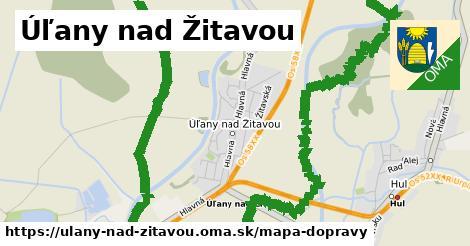 ikona Mapa dopravy mapa-dopravy v ulany-nad-zitavou