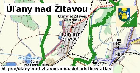 ikona Turistická mapa turisticky-atlas v ulany-nad-zitavou