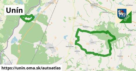 ikona Mapa autoatlas  unin