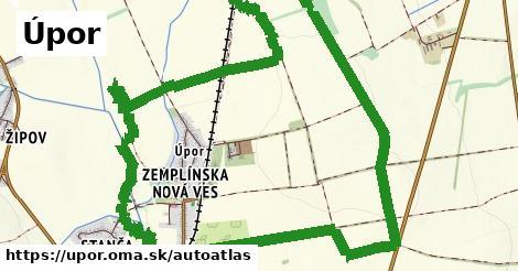 ikona Mapa autoatlas  upor