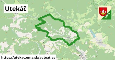 ikona Mapa autoatlas  utekac