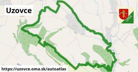 ikona Mapa autoatlas  uzovce