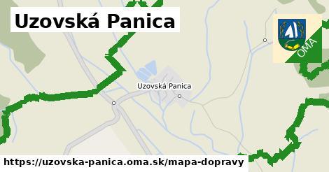 ikona Mapa dopravy mapa-dopravy  uzovska-panica