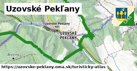 ikona Turistická mapa turisticky-atlas  uzovske-peklany