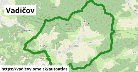 ikona Mapa autoatlas  vadicov