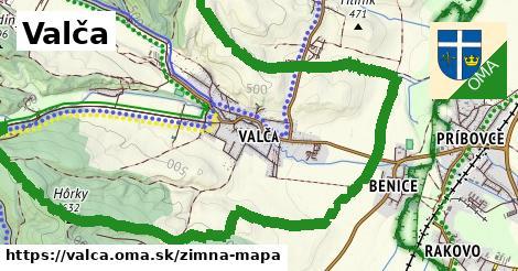 ikona Zimná mapa zimna-mapa  valca