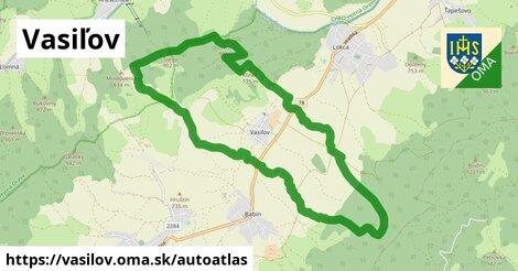 ikona Mapa autoatlas  vasilov