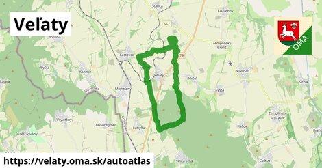 ikona Mapa autoatlas  velaty