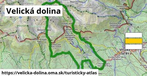 ikona Turistická mapa turisticky-atlas  velicka-dolina