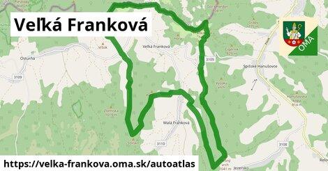 ikona Mapa autoatlas  velka-frankova