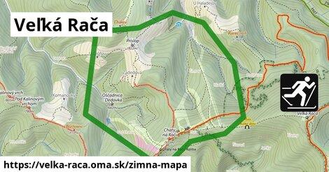 ikona Zimná mapa zimna-mapa  velka-raca
