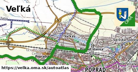 ikona Mapa autoatlas  velka