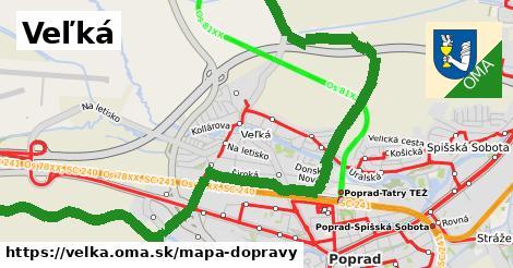 ikona Mapa dopravy mapa-dopravy  velka