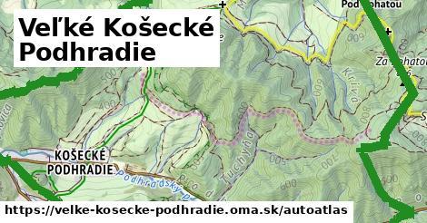 ikona Mapa autoatlas  velke-kosecke-podhradie