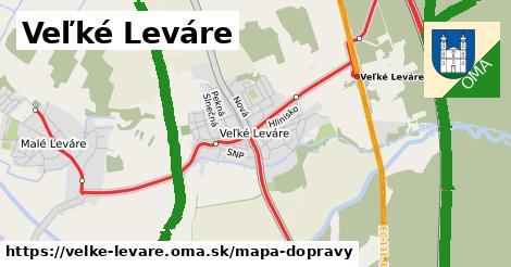 ikona Mapa dopravy mapa-dopravy  velke-levare