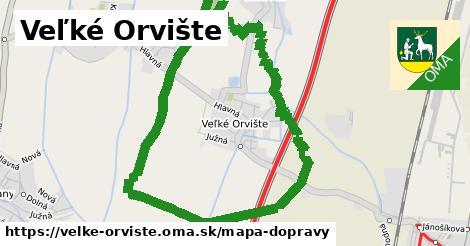 ikona Mapa dopravy mapa-dopravy v velke-orviste