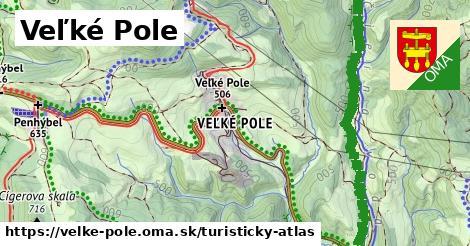 ikona Turistická mapa turisticky-atlas  velke-pole