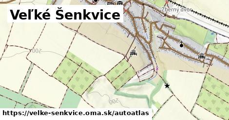 ikona Mapa autoatlas  velke-senkvice