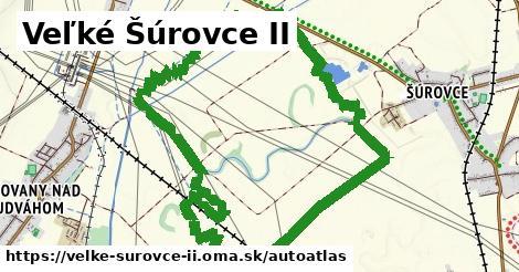 ikona Mapa autoatlas  velke-surovce-ii