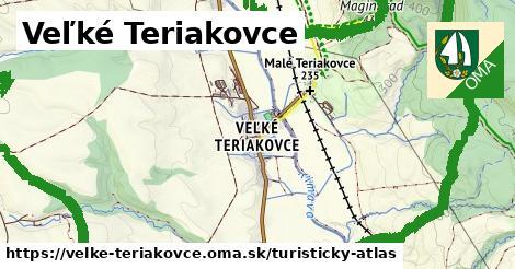 ikona Turistická mapa turisticky-atlas  velke-teriakovce