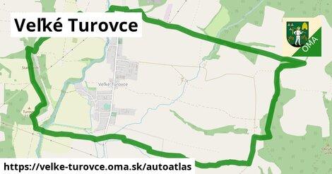 ikona Mapa autoatlas  velke-turovce