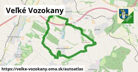 ikona Mapa autoatlas  velke-vozokany