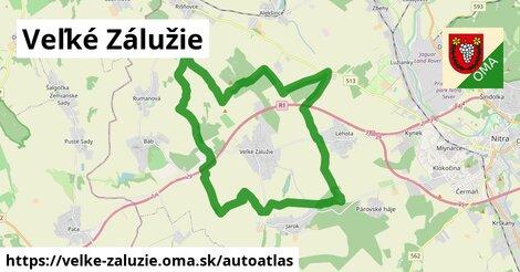 ikona Mapa autoatlas  velke-zaluzie