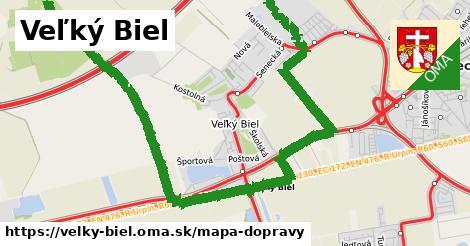 ikona Mapa dopravy mapa-dopravy v velky-biel