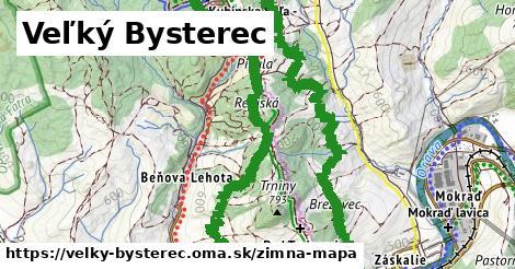ikona Zimná mapa zimna-mapa  velky-bysterec