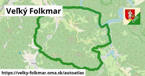 ikona Mapa autoatlas  velky-folkmar