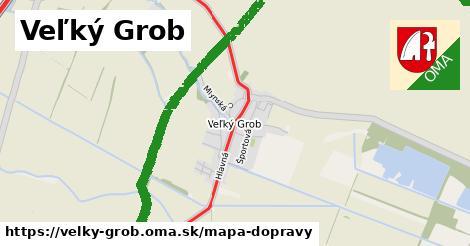 ikona Mapa dopravy mapa-dopravy  velky-grob