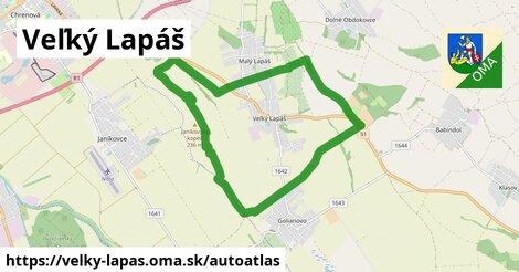 ikona Mapa autoatlas  velky-lapas