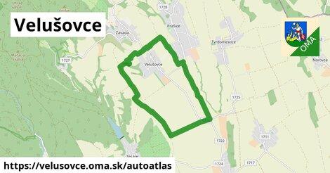 ikona Mapa autoatlas  velusovce