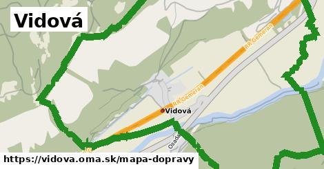 ikona Mapa dopravy mapa-dopravy  vidova