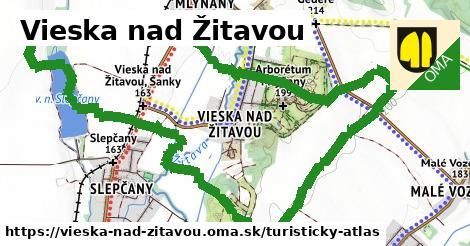 ikona Turistická mapa turisticky-atlas  vieska-nad-zitavou