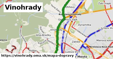 ikona Mapa dopravy mapa-dopravy  vinohrady