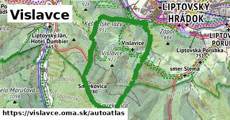 ikona Mapa autoatlas  vislavce