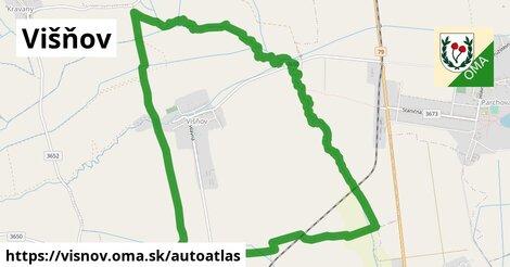ikona Mapa autoatlas  visnov
