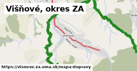 ikona Mapa dopravy mapa-dopravy  visnove.za