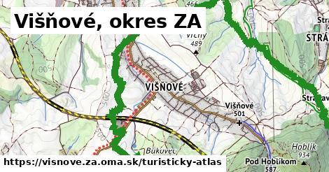 ikona Turistická mapa turisticky-atlas  visnove.za