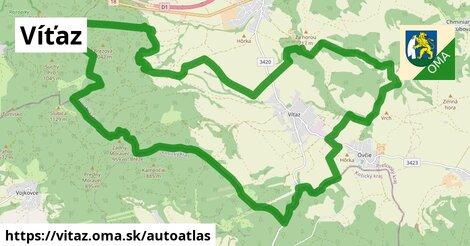 ikona Mapa autoatlas  vitaz