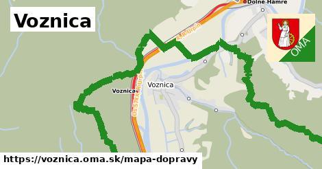 ikona Mapa dopravy mapa-dopravy  voznica