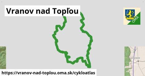 ikona Cykloatlas cykloatlas  vranov-nad-toplou