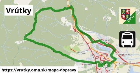ikona Mapa dopravy mapa-dopravy  vrutky