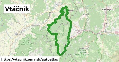 ikona Mapa autoatlas  vtacnik