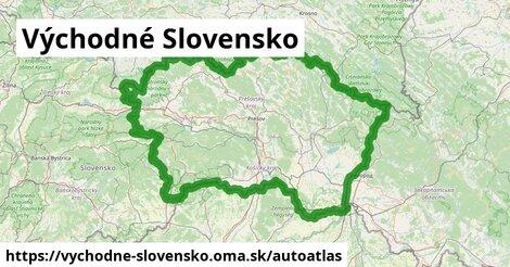 ikona Mapa autoatlas  vychodne-slovensko
