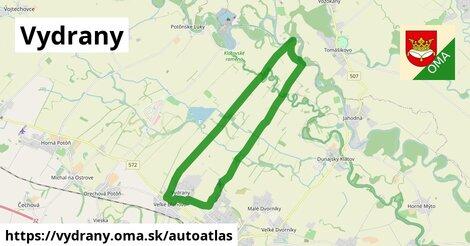 ikona Mapa autoatlas  vydrany