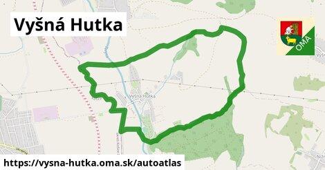 ikona Mapa autoatlas  vysna-hutka