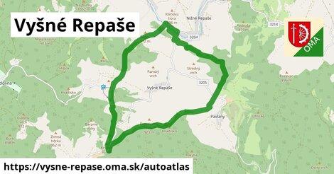 ikona Mapa autoatlas  vysne-repase