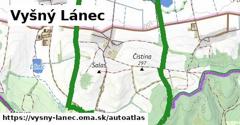 ikona Mapa autoatlas  vysny-lanec